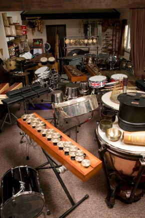 Percussionist Featured in FaucetCommercial