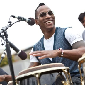 Afro-Cuban rooted Pedrito Martinez Group coming to South Jersey